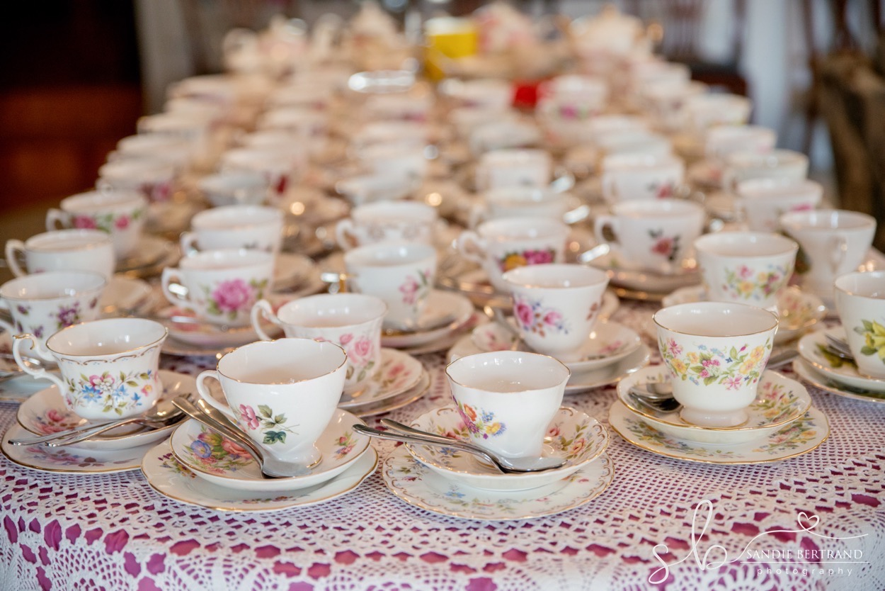 High Tea Tea Cups