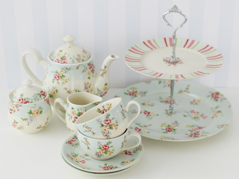 Robert Gordon 'Liberty' Tea Set