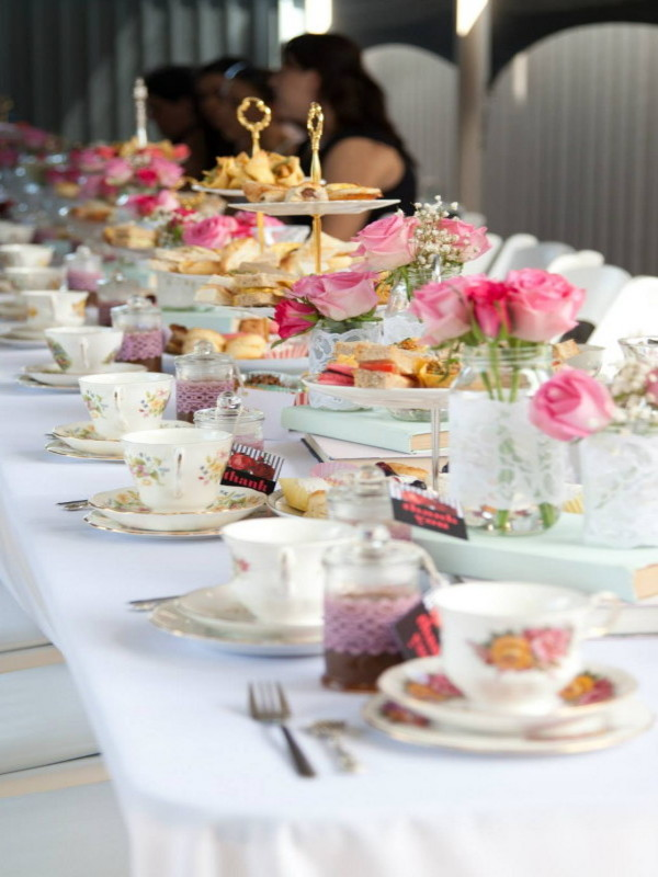 Inspiring How To Set A Table For Tea Pictures Best Image
