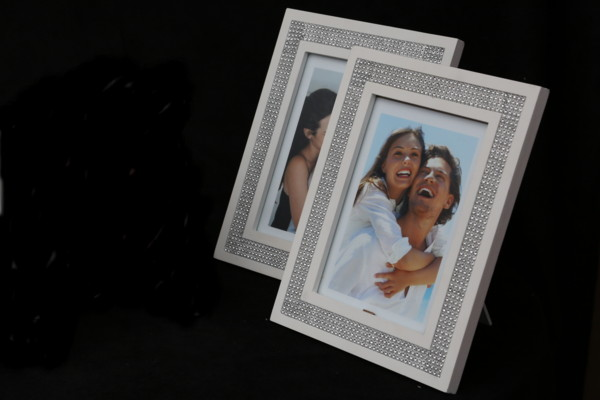 Diamante Picture Frame - Gift Table Decoration